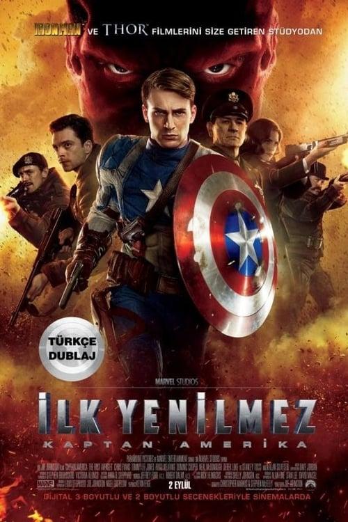 Captain America: The First Avenger ( Kaptan Amerika: İlk Yenilmez )