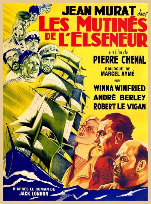 Film Les Mutinés de l'Elseneur Dabovaný V Češtině