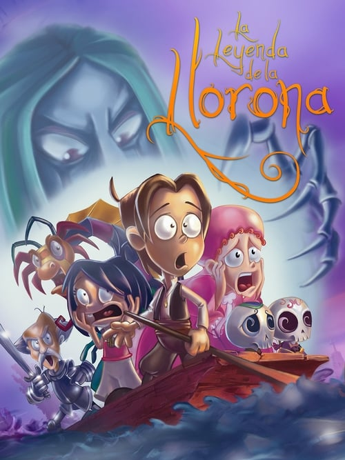 La leyenda de la Llorona (2011) Poster