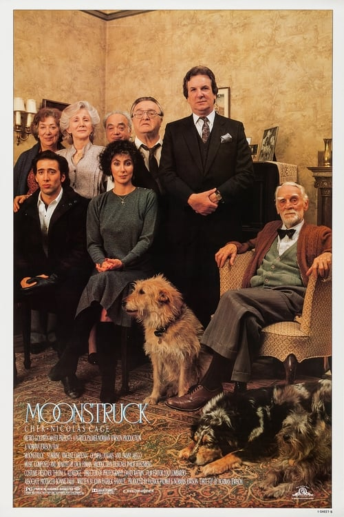 Watch Moonstruck (1987) Full Movie