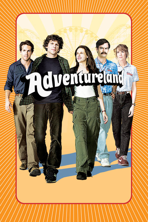 The poster of Adventureland