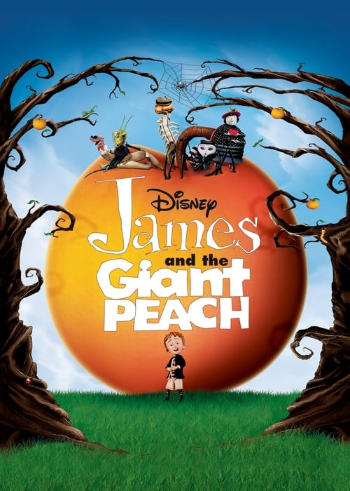 Streaming James and the Giant Peach (1996) Movie Free Online