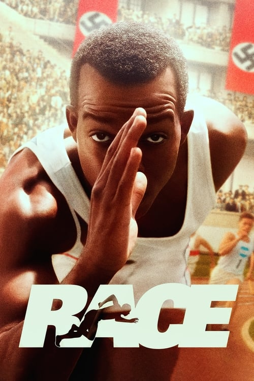 Race - Poster
