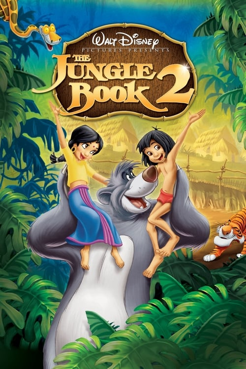 Streaming The Jungle Book 2 (2003) Movie Free Online