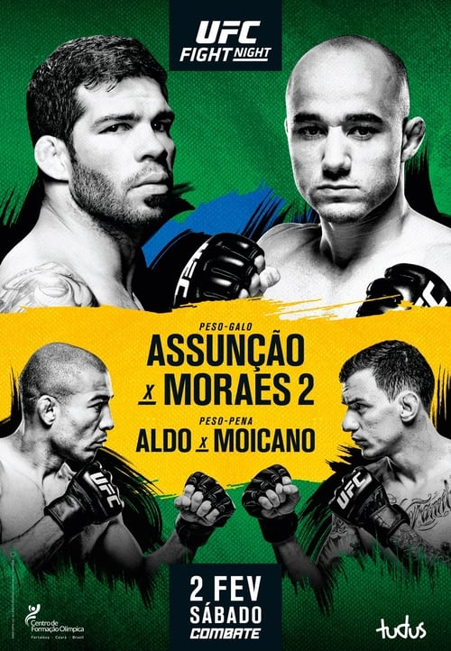Download UFC Fight Night: Assuncao vs Moraes 2 Full Movie