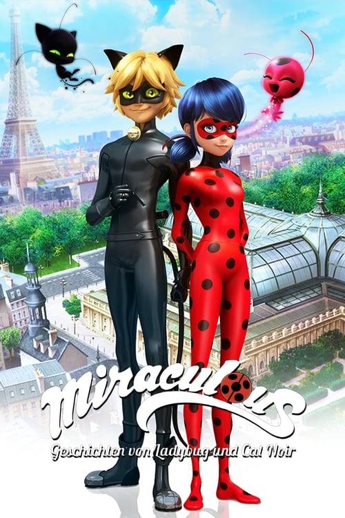 Miraculous - Geschichten von Ladybug und Cat Noir - Poster