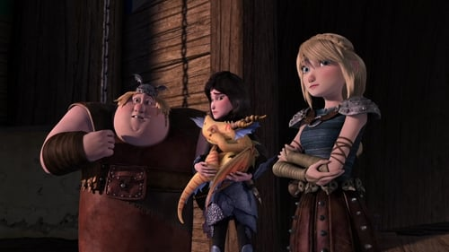 DreamWorks Dragons: Race to the Edge Pt. 3 – Episode Tone Death