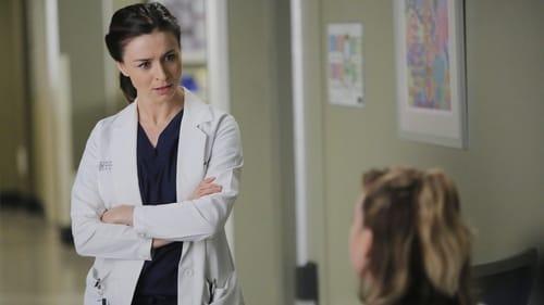 Grey's Anatomy - Season 12 - Episode 6: The Me Nobody Knows