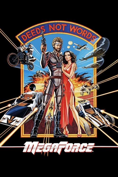 Streaming Megaforce (1982) Best Quality Movie