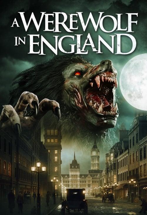 A Werewolf in England Poster