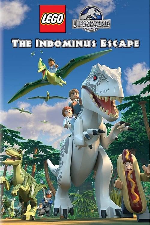 Watch LEGO Jurassic World: The Indominus Escape online