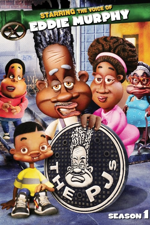The PJs Poster