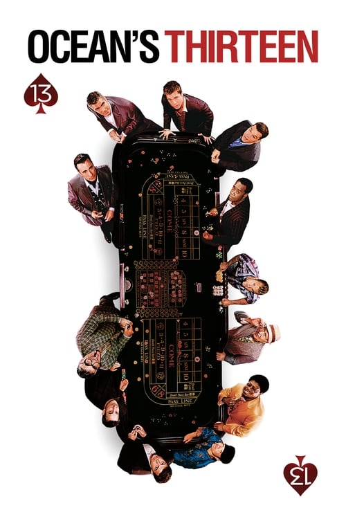 Streaming Ocean's Thirteen (2007) Best Quality Movie