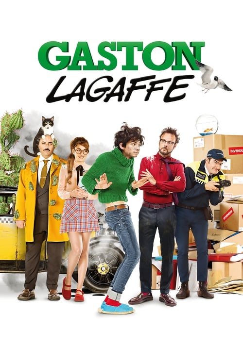 Regardez $ Gaston Lagaffe Film en Streaming Youwatch