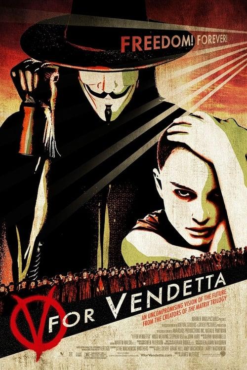 Watch V for Vendetta (2006) Movie Free Online