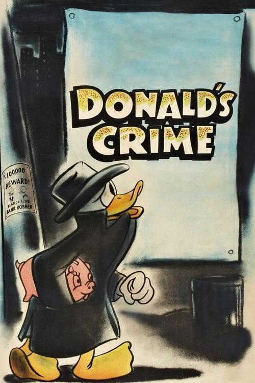 Mira Donald's Crime Con Subtítulos En Línea