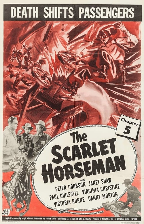 Película The Scarlet Horseman En Buena Calidad Hd 1080p