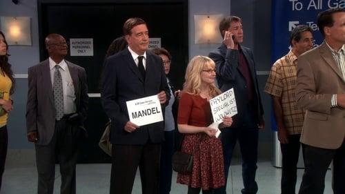 The Big Bang Theory - Season 6 - Episode 4: The Re-Entry Minimization