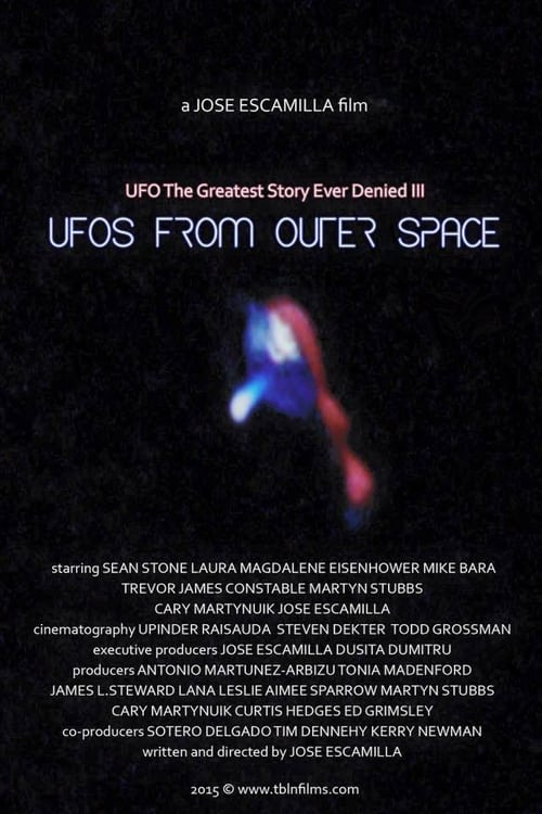 Film UFO: The Greatest Story Ever Denied III - UFOs from Outer Space In Deutscher Sprache Online