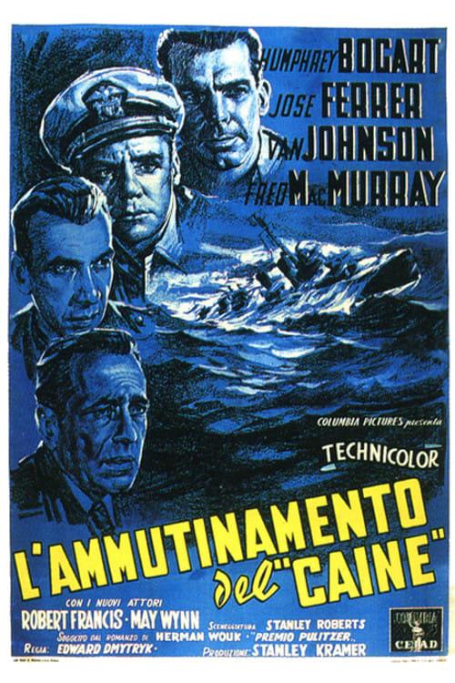 L'ammutinamento del Caine (1954)