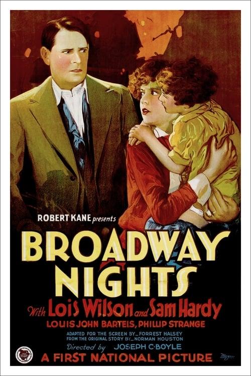 Mira Broadway Nights En Buena Calidad Hd