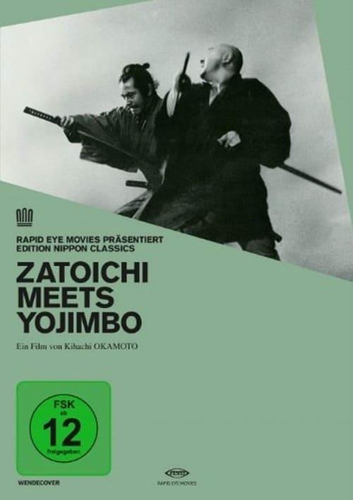 Vidéo Zatoichi meets Yojimbo Plein Écran Doublé Gratuit en Ligne FULL HD 720