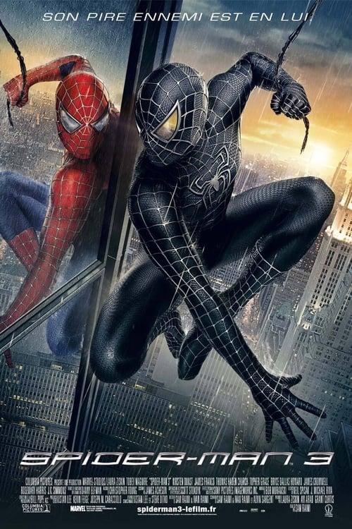 Voir Spider-Man 3 (2007) streaming fr