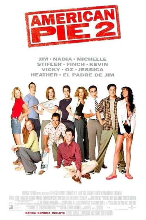 Mira La Película American Pie 2 En Buena Calidad Gratis