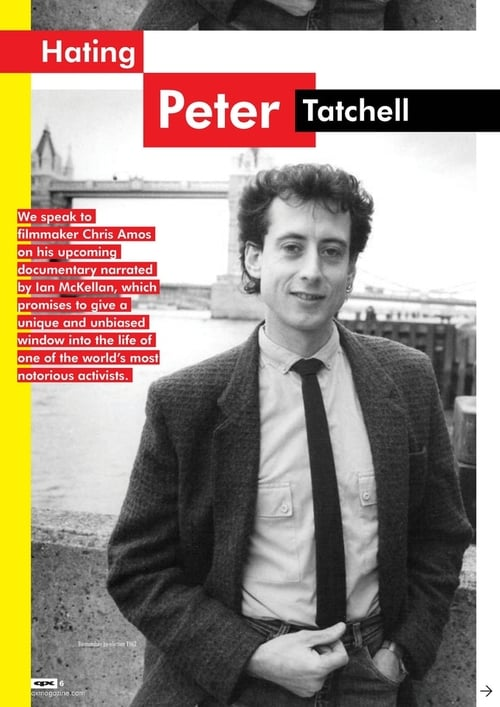 Hating Peter Tatchell (2017)