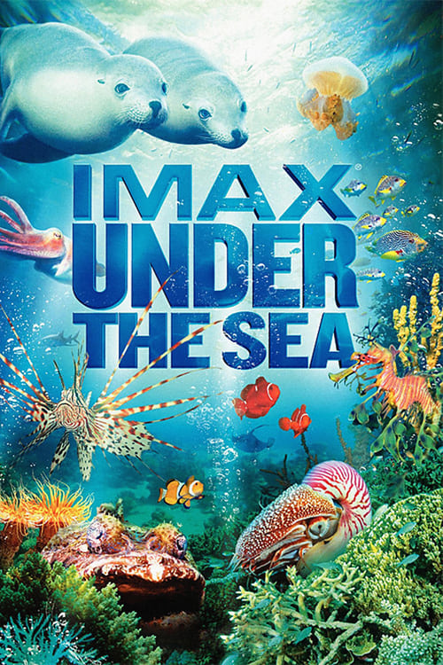 Largescale poster for Under the Sea 3D