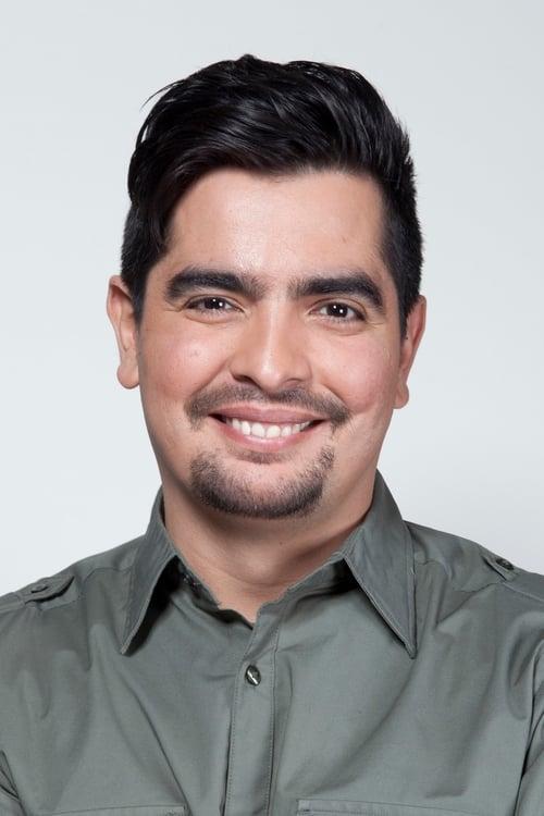 Kép: Aarón Sánchez színész profilképe