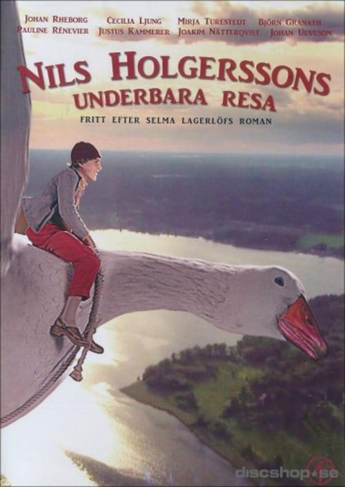 Nils Holgerssons wunderbare Reise poster