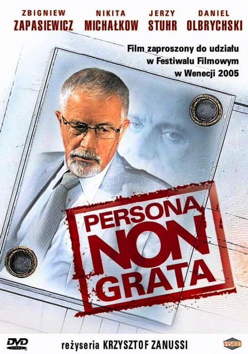فيلم Persona non grata مجاني باللغة العربية