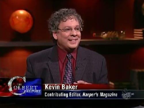 The Colbert Report: Season 5 – Episod Kevin Baker