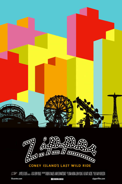 Largescale poster for ZIPPER: Coney Island's Last Wild Ride