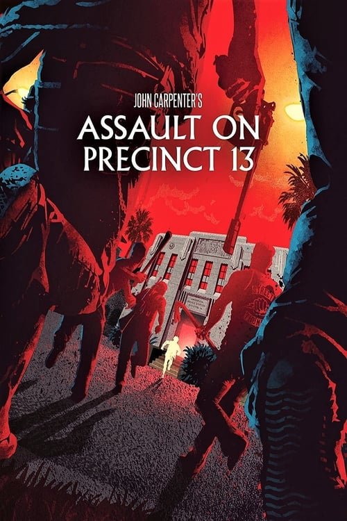 Largescale poster for Assault on Precinct 13