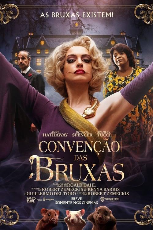 Assistir Convenção das Bruxas - HD 720p Legendado Online Grátis HD