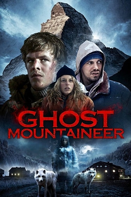 Ghost mountaineer