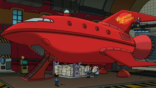Futurama - Season 5 - Episode 3: The Route Of All Evil
