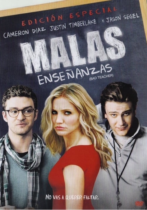 Película Bad Teacher Completamente Gratis