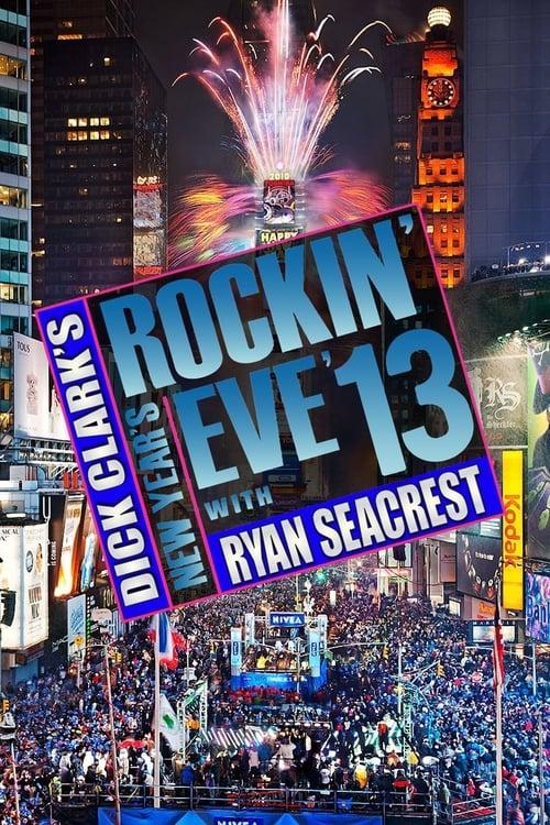 Dick Clark's New Year's Rockin' Eve with Ryan Seacrest: 2012
