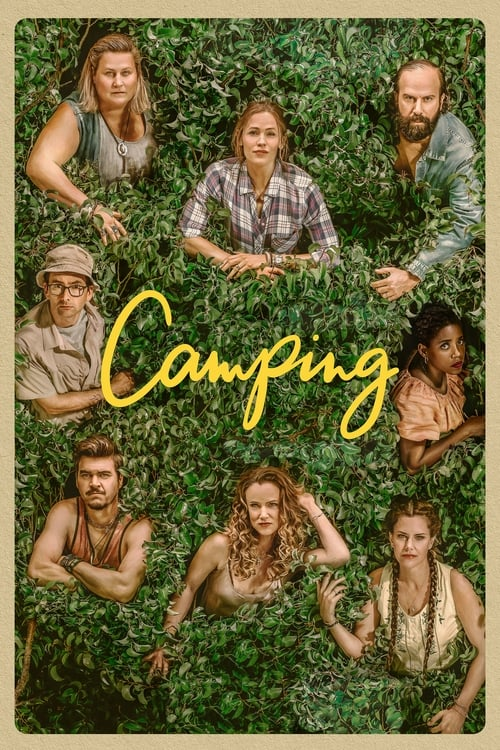 The poster of Camping