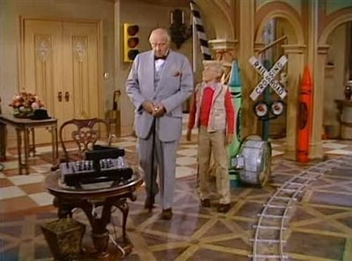 Silver Spoons 1982 Netflix: Season 1 – Episode Grandfather Stratton
