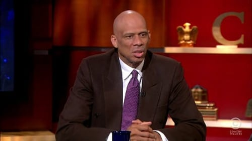 The Colbert Report: Season 7 – Episod Kareem Abdul-Jabbar