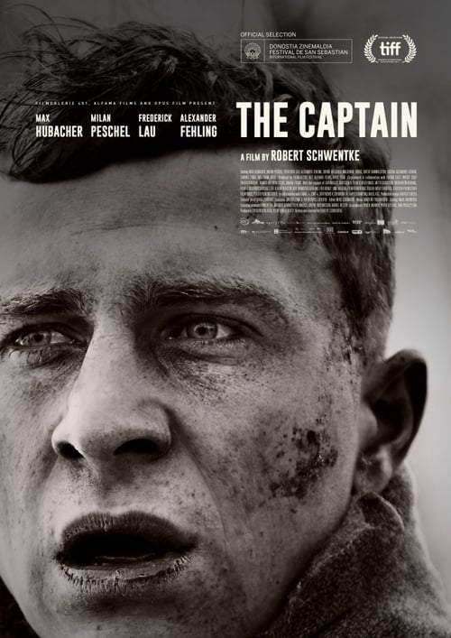 The Captain English Full Movie