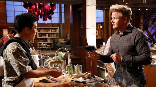MasterChef: Season 8 – Episode Shell-Shocked & Scrambled