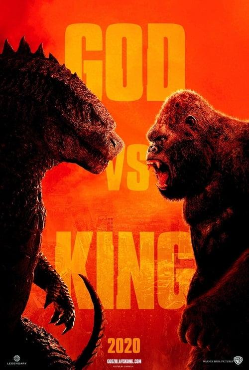 Película Godzilla vs. Kong Con Subtítulos