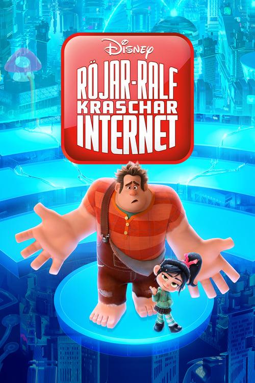 Röjar-Ralf kraschar internet (2019)