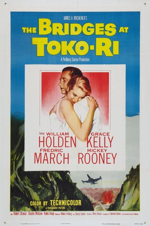 Watch The Bridges at Toko-Ri (1954) Movie Free Online