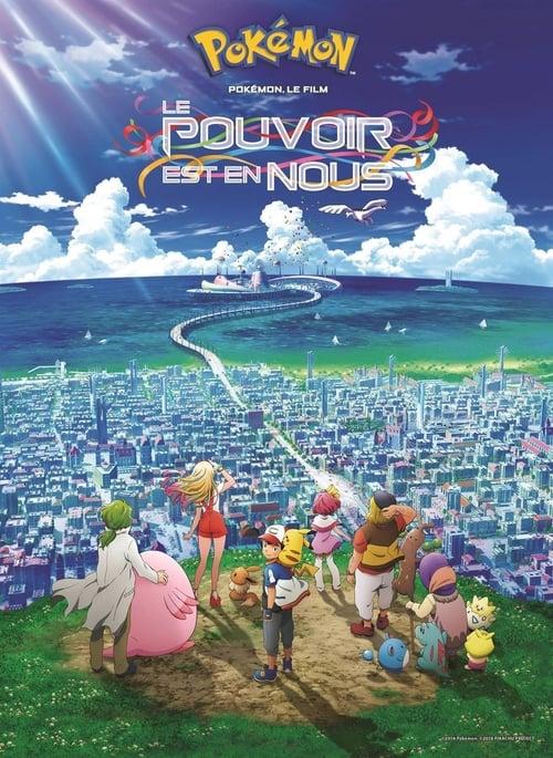 [720p] Pokémon, le film : Le pouvoir est en nous (2018) streaming Amazon Prime Video